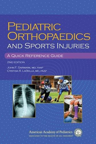 Pediatric Orthopaedics and Sport Injuries: A Quick Reference Guide (Hip And Pelvis Injuries In Sports Medicine)