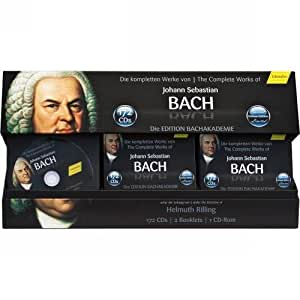 Complete Works of J.S. Bach (1