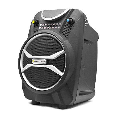 Martin Ranger pa syster KA-PA650 Karaoke System - Portable by MARTIN RANGER