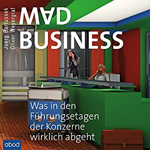 Mad Business Hörbuch