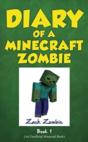 Diary of a Minecraft Zombie Book 1: A Scare of A Dare (Volume 1) - Goldstone Set