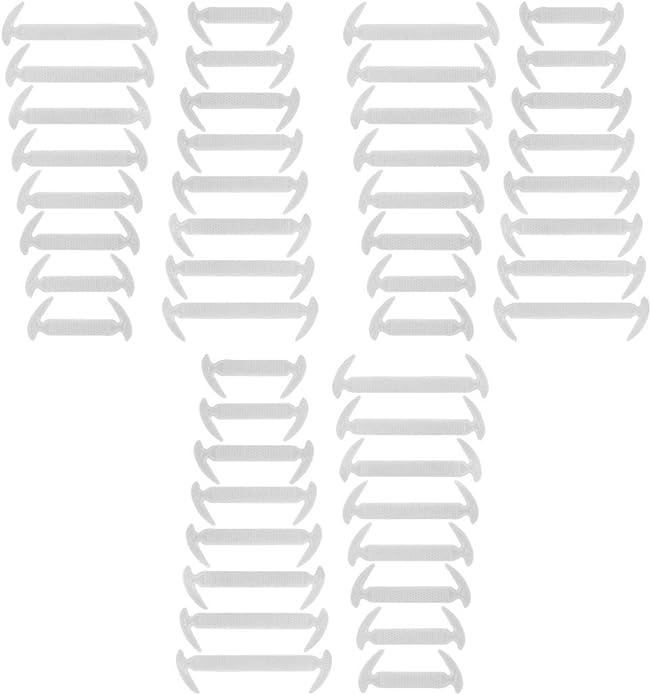 STOCK EN FRANCE LIVRAISON RAPIDE SAV FRANCAIS WELKOO/® Lacets Elastiques en Silicone Nouveau mod/èle Sans Lacage Etanche pour Chaussure Adultes /& Enfants 16pcs Couleur Divers Disponibles