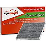 EPAuto CP819 (CF11819) Replacement for Hyundai/Chevrolet/GMC/KIA/Saturn Premium Cabin Air Filter includes Activated Carbon