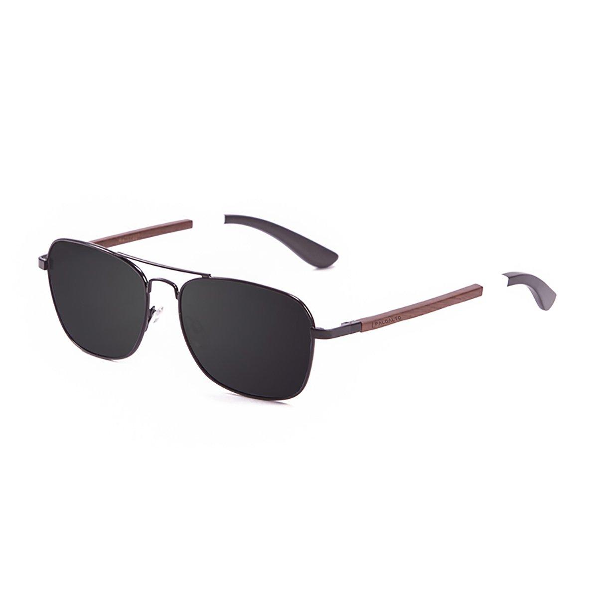 Paloalto Sunglasses P18220.1 Lunette de Soleil Mixte Adulte, Noir