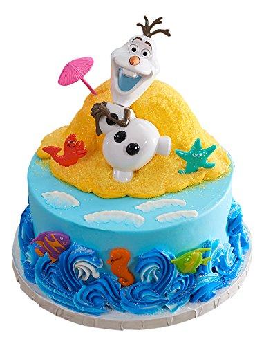 DecoPac-Frozen-Olaf-Chillin-DecoSet-Cake-Topper