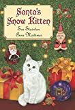 img - for Santa's Snow Kitten book / textbook / text book
