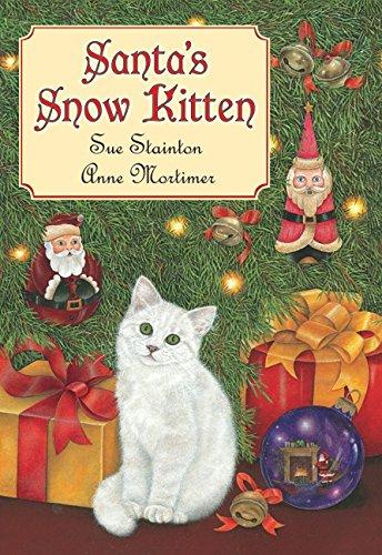 Santa's Snow Kitten ebook