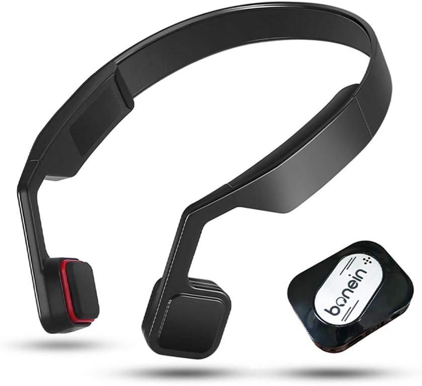 Docooler BN-701T BT Auriculares inalámbricos Auriculares de conducción óseahttps://amzn.to/3gH3nJl