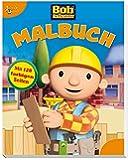 Bob der Baumeister Malbuch: Mit 128 farbigen Seiten