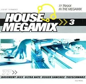House megamix house megamix 3 by house megamix 2002 01 for House music 2002