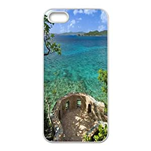 Attractions Series Historical sites For Apple Iphone 5 5S Cases TKOK741076