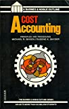 img - for Cost Accounting (Barnes & Noble outline series) book / textbook / text book