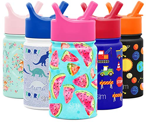 Simple Modern SMC-S-10-MLN 10oz Summit Kids Water Bottle Thermos with