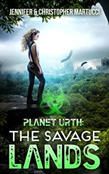 Planet Urth Savage Lands Book ebook product image