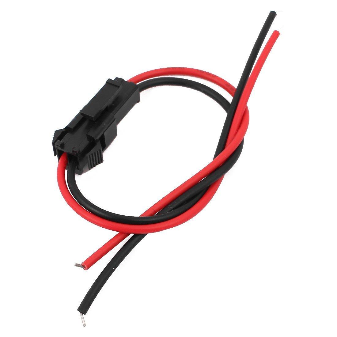 Amazon.com : eDealMax 20 Pares 10 cm de Largo RC Modelo de Cable SM2P Macho a hembra Empalme : Baby