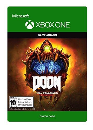 Doom 4: Hell Followed - Xbox One Digital Code