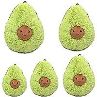 "12"" Cute Avocado Plush Pillow Fruits Toys Stuffed Dolls Cushion for Kids Children"