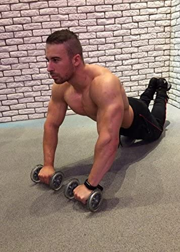 corps abdominaux AB Roller Core Wheels rollaze 2.0/abdominaux//poitrine Trainer /à partir de Trainer Roller