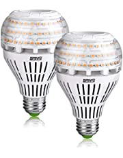 Sansi Risparmio Energetico Lampade LED 30 watt (250w Equivalente) E27 4000LM Lampadina LED A21 Non Dimmerabile