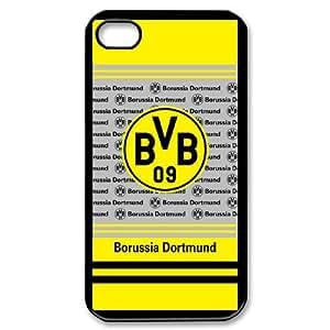 Custom Phone Case Borussia Dortmund For iPhone 4,4S A55075