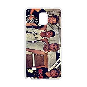 Happy AC.DC. Ramones Cell Phone Case for Samsung Galaxy Note4