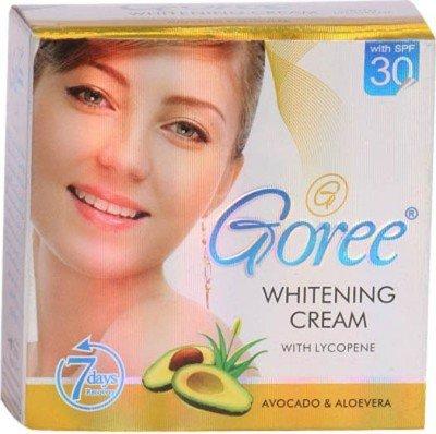 click store Goree Whitening Cream (Pack of 3)