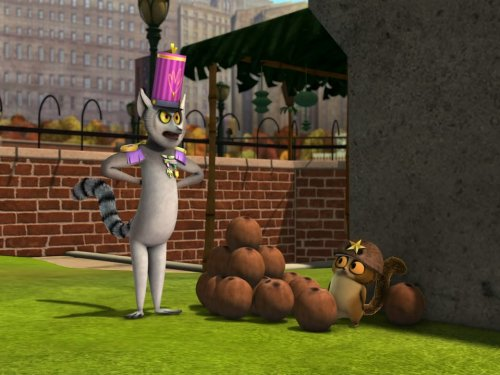 Whispers and Coups / Brush With Danger (The Penguins Of Madagascar Whispers And Coups)
