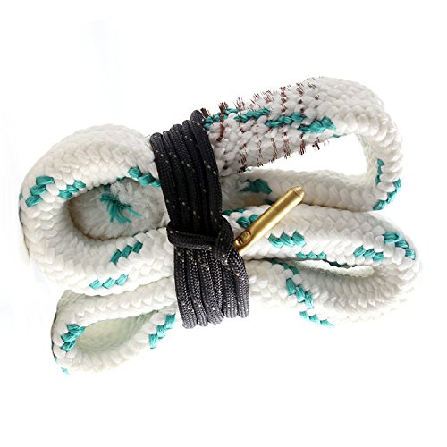 Unigear Gun Bore Cleaner Snake for Rifle Pisto Shotgun (12 GA Gauge)