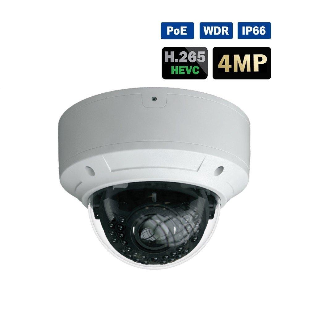 HD TVI 5 MPカメラ B07C66TV5L 3.3-12mm Vandal Dome