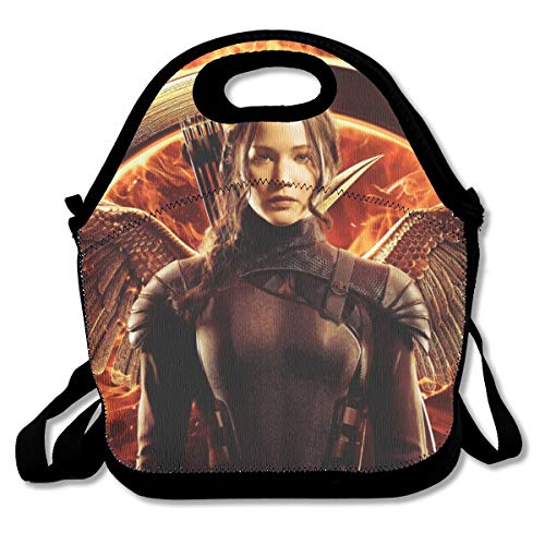 The Hun-ger Games Lunch Bag Cute Lunch Bag,