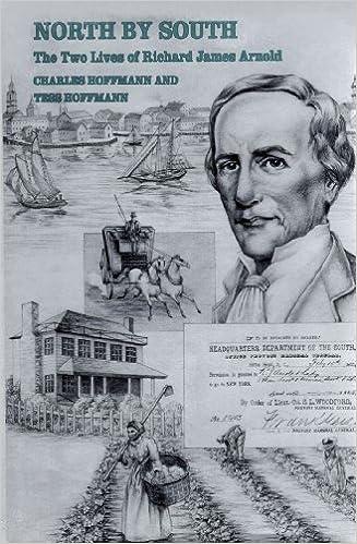 Ilmainen lataa pdf-kirjoja e-kirjoja North by South: The Two Lives of Richard James Arnold by Charles G. Hoffmann Suomeksi MOBI