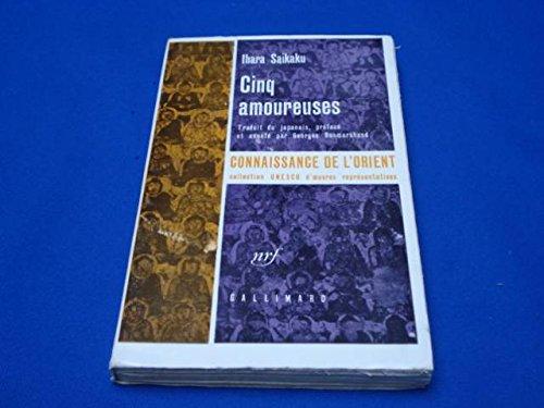 Cinq Amoureuses [Pdf/ePub] eBook
