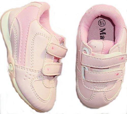 Magnus - Zapatillas de material sintético para niño - Rosa Pink