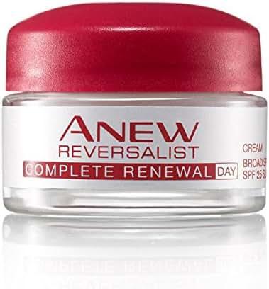 Avon Anew Reversalist Complete Renewal Day Cream Broad Spectrum SPF 25 Travel Size