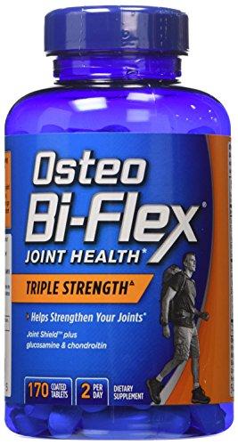 Osteo Bi-Flex Triple Strength with 5-Loxin Advanced Joint Care - 4 Bottles, 170 Tablets Each by Osteo Bi-Flex