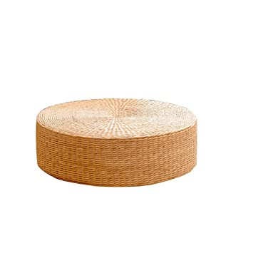 Amazon.com: HQCC LRZLZY Rattan Cushion Tatami Yoga ...