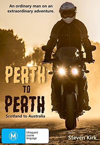 Perth to Perth - Motorcycle Adventure Travel DVD across the ()