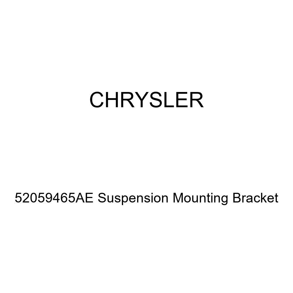 Genuine Chrysler 52059465AE Suspension Mounting Bracket