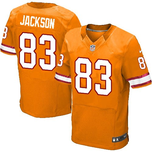 NFL Tampa Bay Buccaneers Vincent Jackson #83 Youth Retro Game Day Jersey by Nike Jackson Youth Jersey