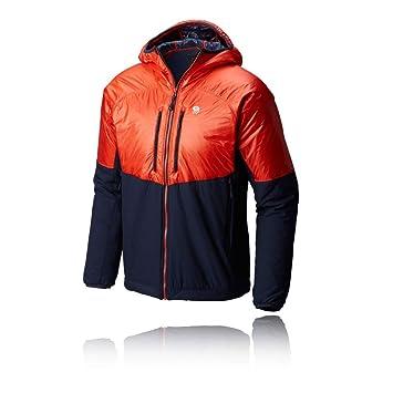 Mountain Hardwear KOR Strata Alpine - Chaqueta Hombre - Naranja/Azul 2018: Amazon.es: Deportes y aire libre