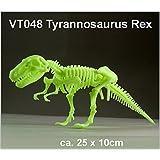 EDU-Toys Bausatz T-Rex Tyrannosaurus Rex nachtleuchtender Schnellbausatz