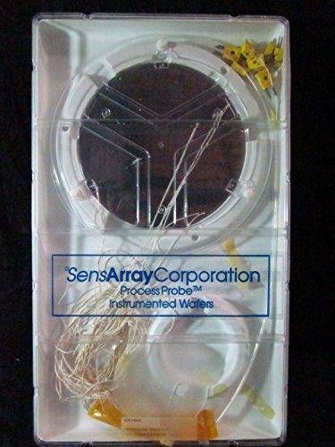 Kla Tencor Sensray 1530A 8 0040 Process Probe Instrumented Wafers