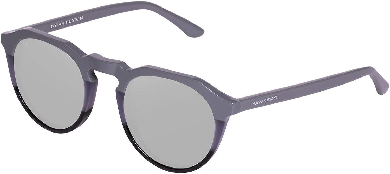 Hawkers X Nyjah Huston-Grind Gafas de sol, Gris, One Size Unisex ...