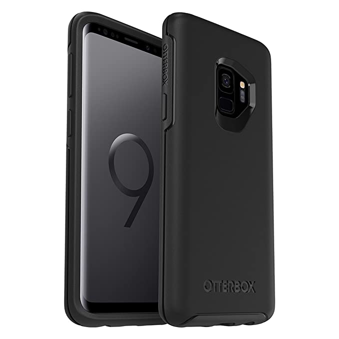 premium selection 5f4ab 3243b OtterBox Symmetry Series Case for Samsung Galaxy S9 - Frustration Free  Packaging - Black