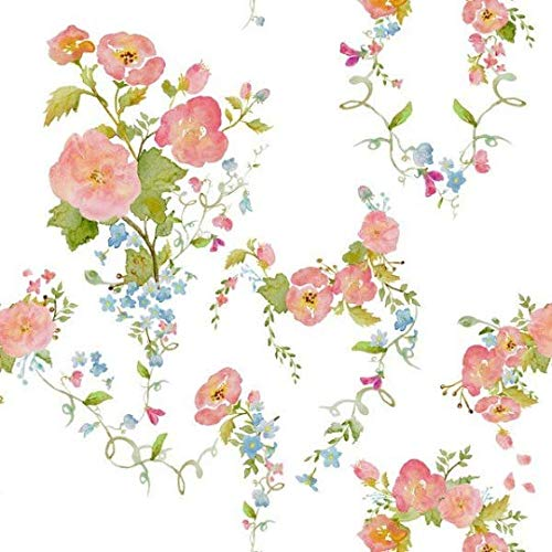 Crib Sheet - Chantilly Roses ()