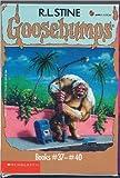 Goosebumps Boxed Set, R. L. Stine, 0590675672