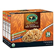 Nature's Path, Variety Oatmeal, Org (pack of 8)
