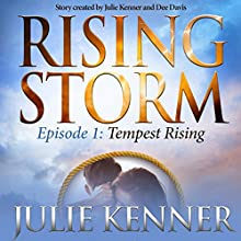 Tempest Rising Audiobook by Julie Kenner Narrated by Natalie Ross
