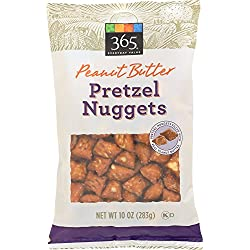 365 Everyday Value, Peanut Butter Pretzel Nuggets, 10 Ounce