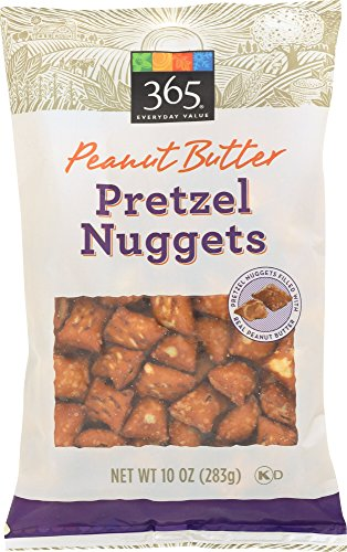 365 Everyday Value Peanut Butter Pretzel Nuggets, 10 (Peanut Butter Pretzel)